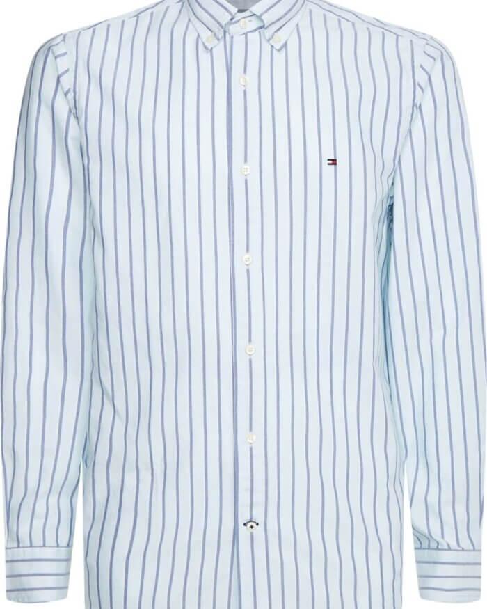 Tommy Hilfiger Striped Oxford Shirt