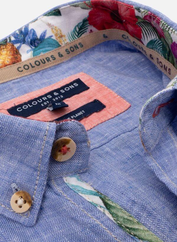 Colours & Sons Short Sleeve Shirt