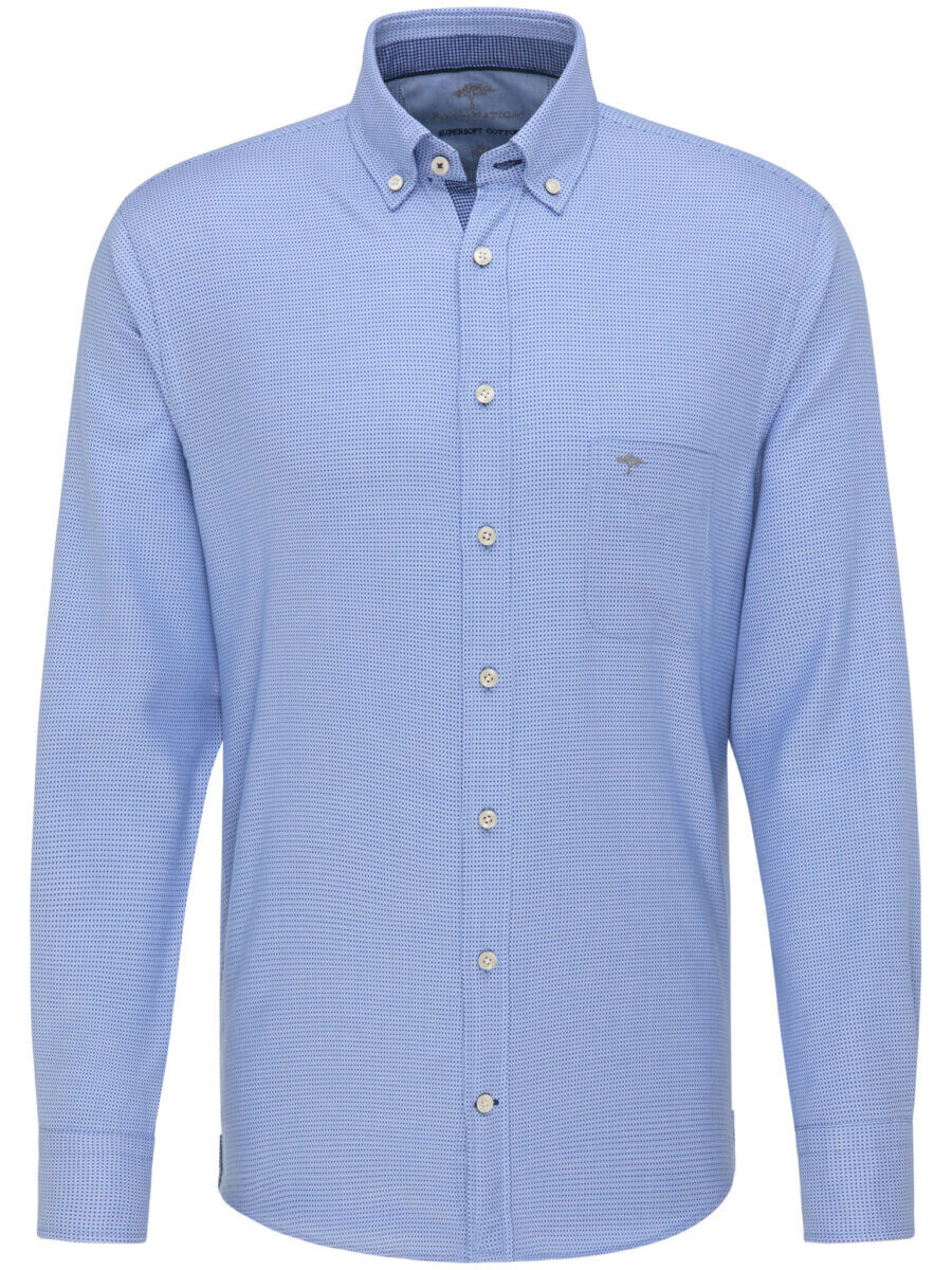 Fynch Hatton Supersoft Cotton Shirt