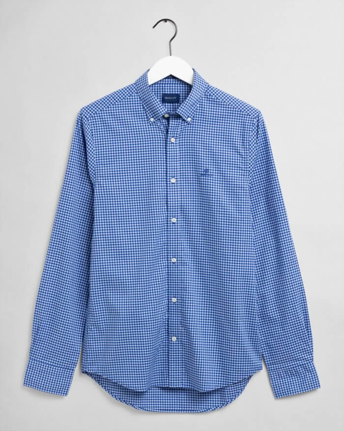 Gant Long Sleeve Check Shirt