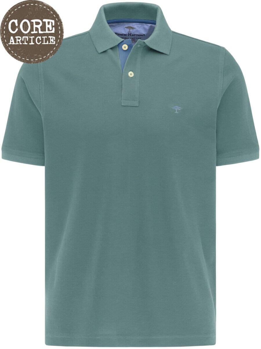 Fynch Hatton Short Sleeve Polo