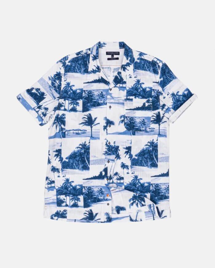 Colours & Sons Floral Shirt