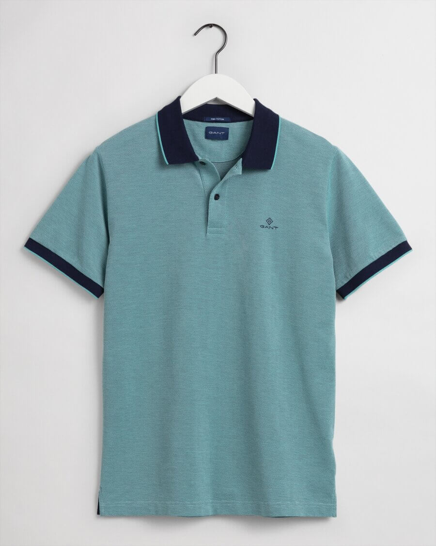 Gant Polo Short Sleeve Shirt