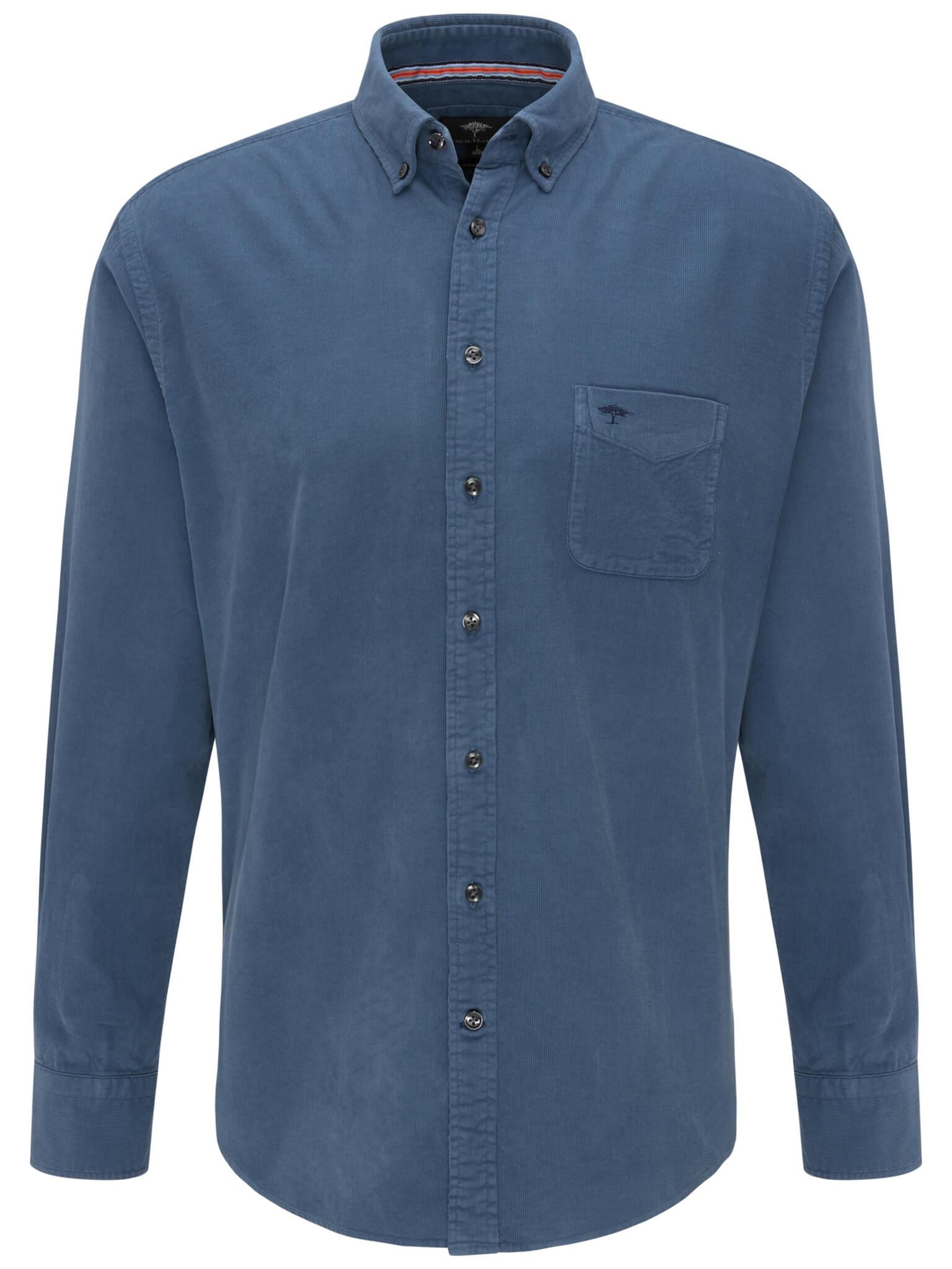 Fynch Hatton Fine Corduroy Shirt