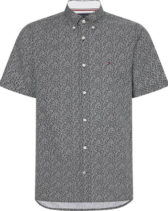 Tommy Hilfiger Paisley Patter Shirt