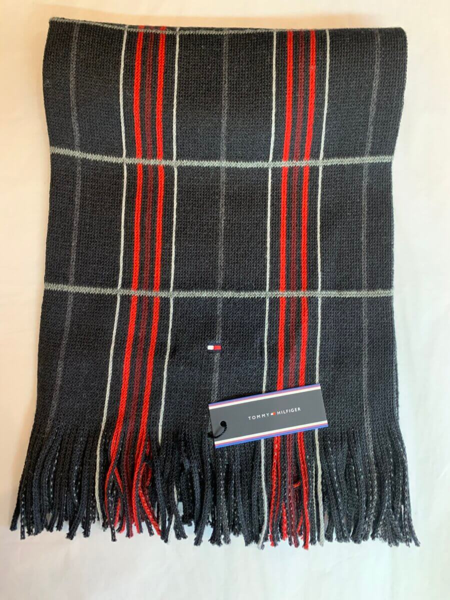 Tommy Hilfiger Knitted Scarf