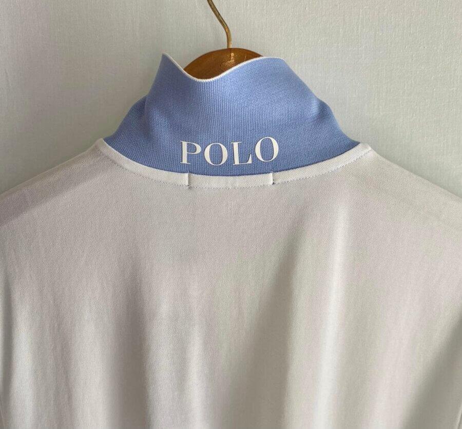 Polo Ralph Lauren White Polo Shirt