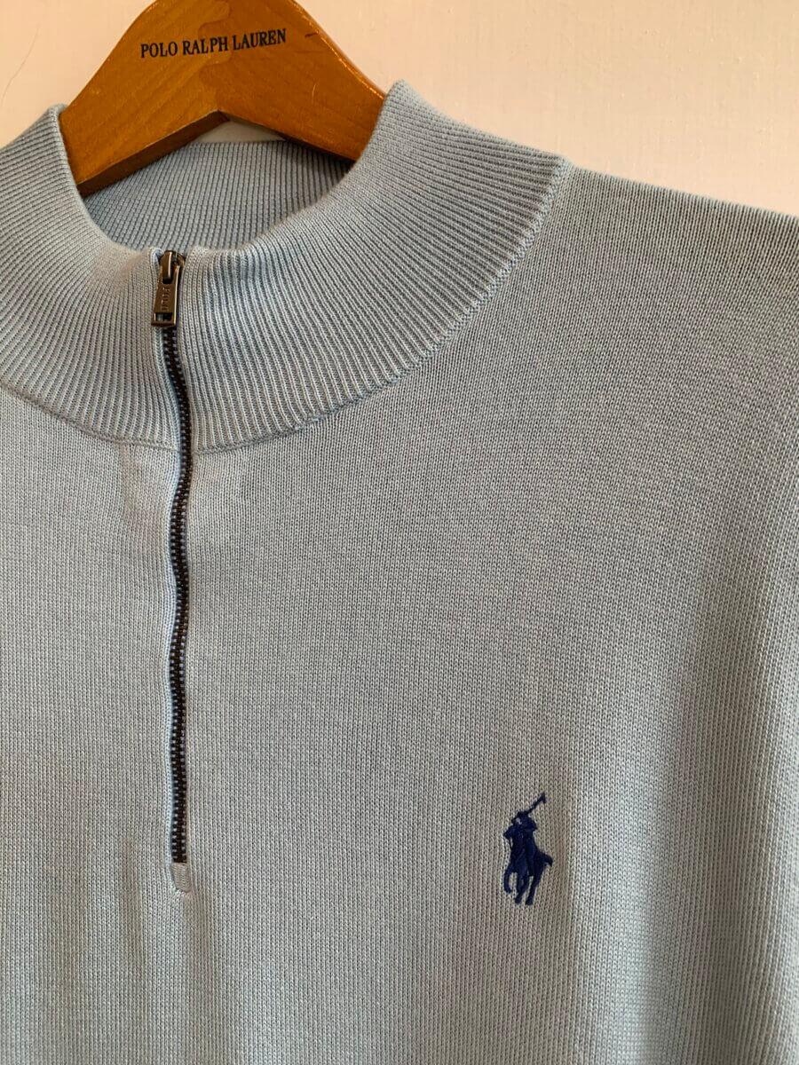 Polo Ralph Lauren Half-Zip Jumper