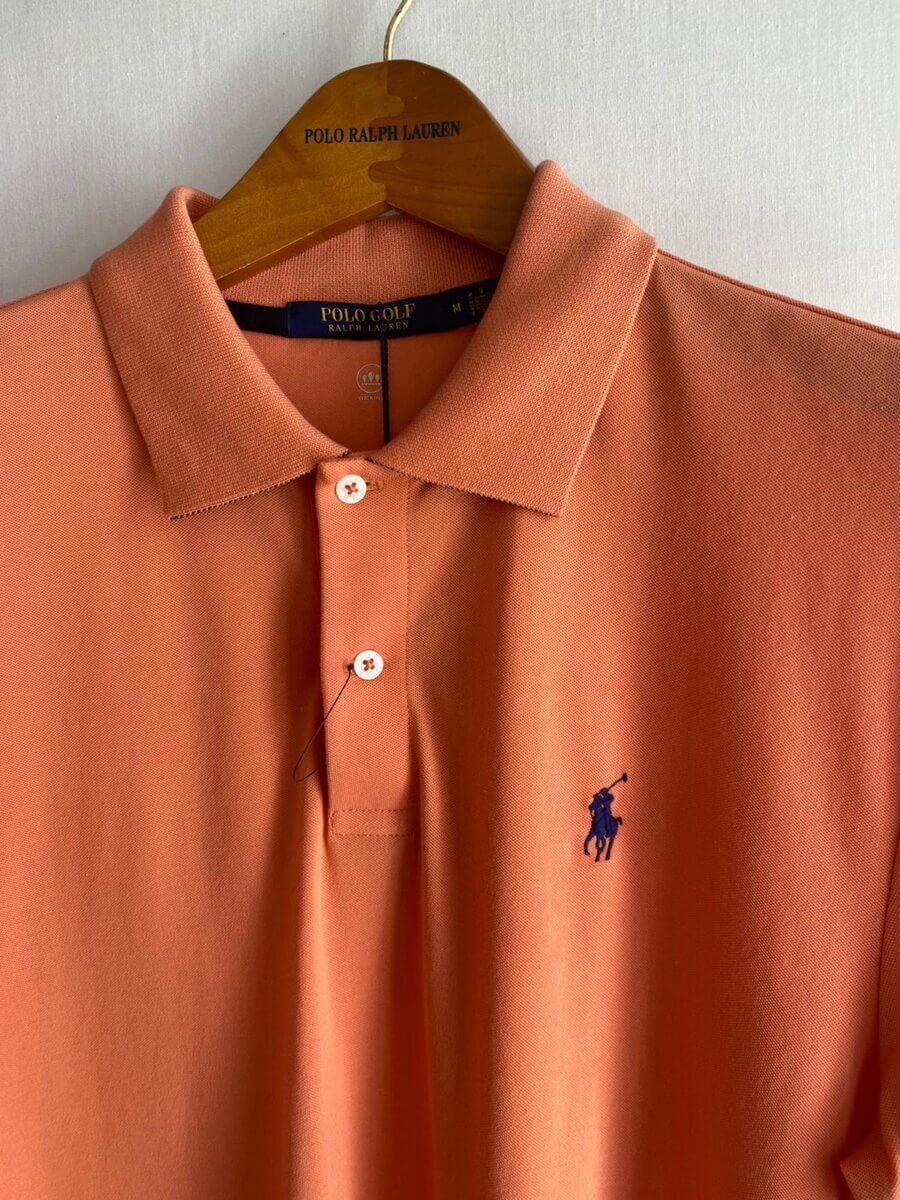 Polo Ralph Lauren Orange Polo Shirt